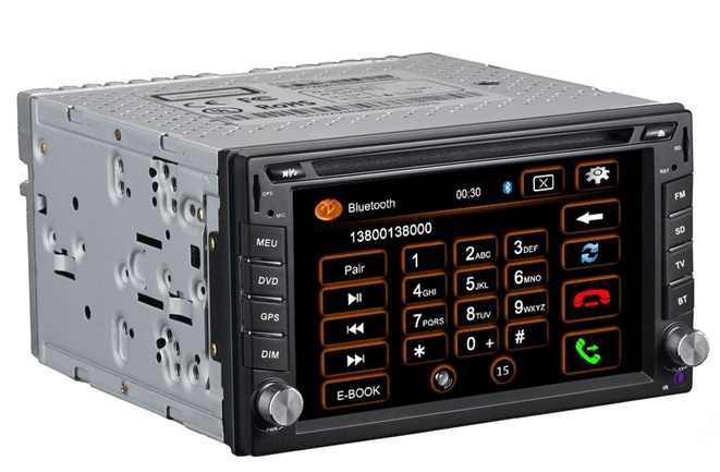 Installation d'un Autoradio Double Din GPS Universel AS8101 [Dispo ICI !] - Page 3 Autora12