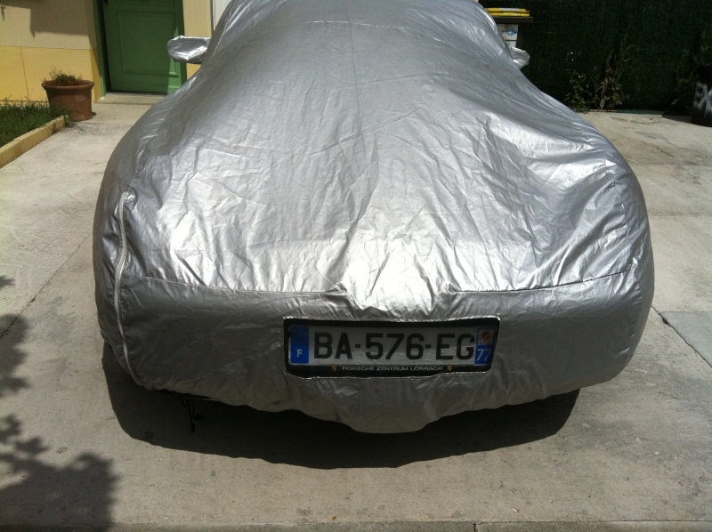 Bache + étui  Porsche Boxster  88€ Img_1612