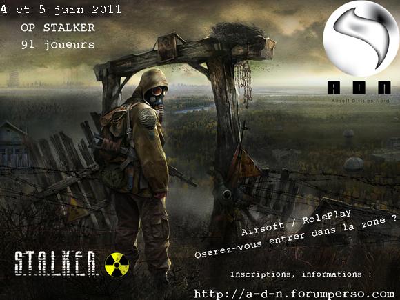 OP Stalker du 4 et 5 juin 2011 (Viesly) Affich10