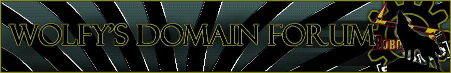 Wolfys Domain Robot Rage Forum
