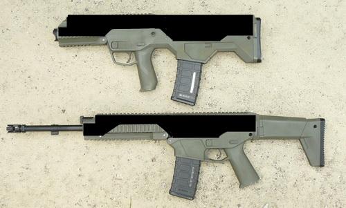 Modułowy System Broni Strzeleckiej MSBS Msbs10