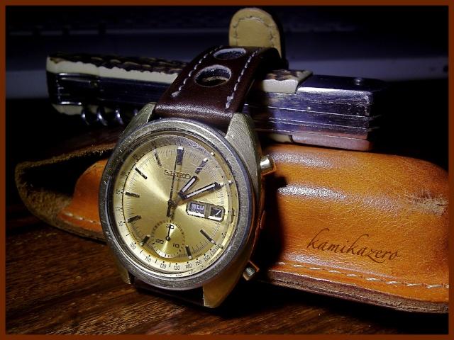 La montre non-russe du Vendredi - Page 3 Kamise10