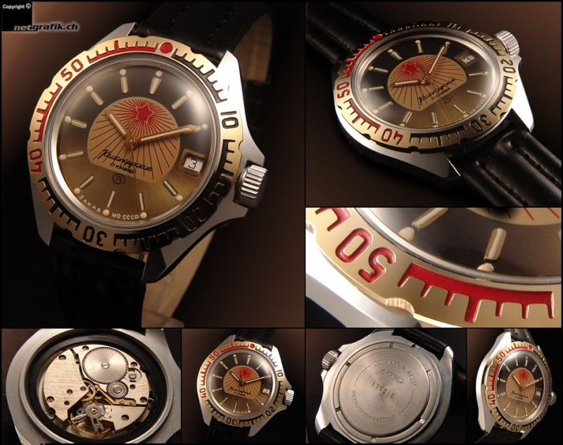 vostok rising sun red star CHIR Vostok10