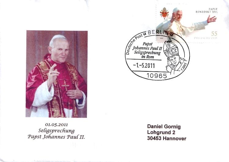 Papst Johannes Paul II. Neues_10
