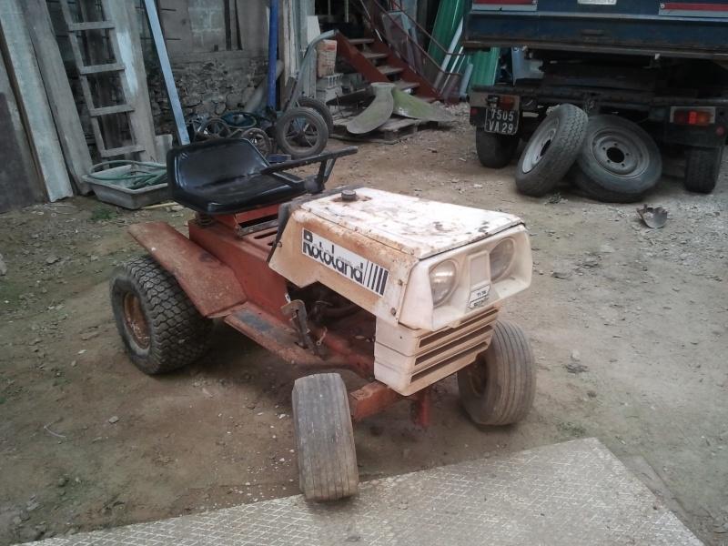 vend tracteur tondeuse Photo010
