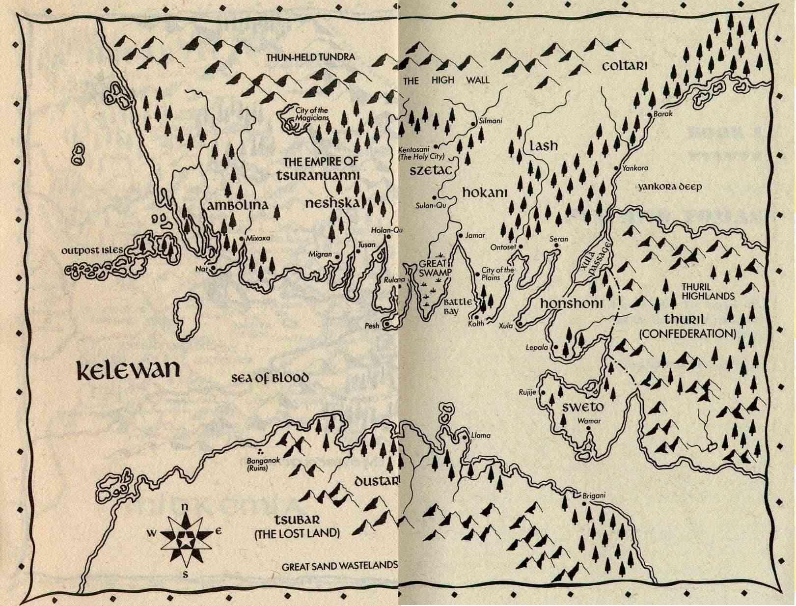 Carte de l'Empire Kelewa12