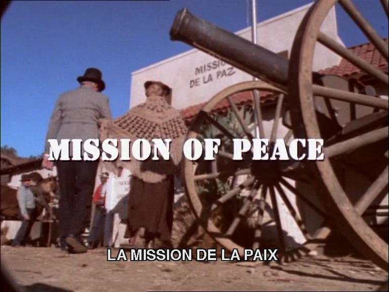 L'agence tous risques : La mission de la paix Vlcsna73