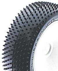 comment mettre des pneus mousses 1/8 sur tt 1/10 Schu6610