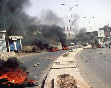 يمن علي عبد الله صالح لم يبق بلدا صالحا: Ooooo_10