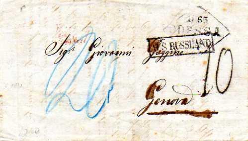 Russland über Österreich Odessa10