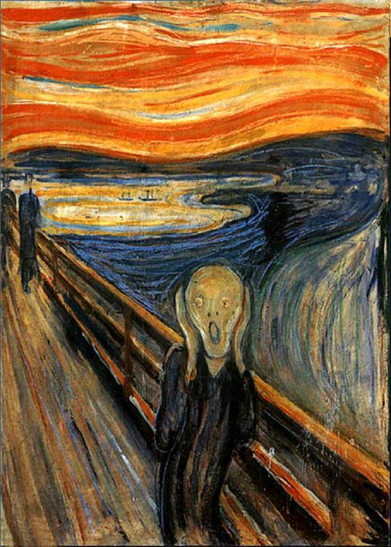 Un'opera d'arte al giorno Munch-10