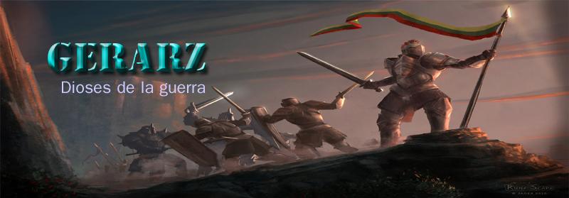 Dioses de la guerra rs