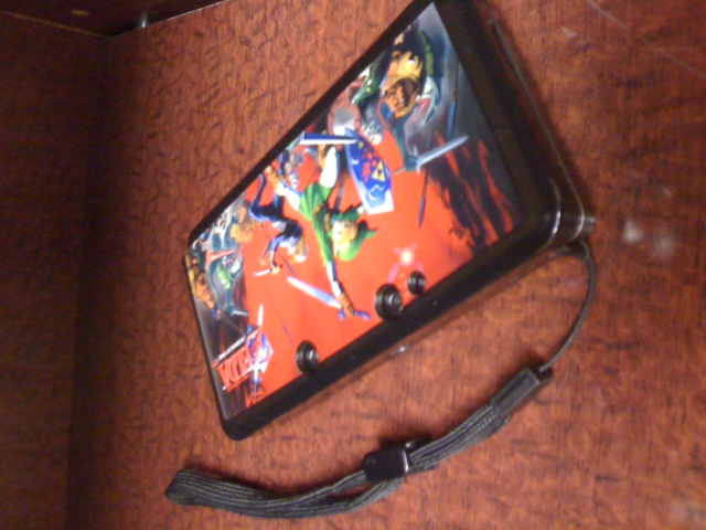 sexy pic... Of my 3DS Photo11