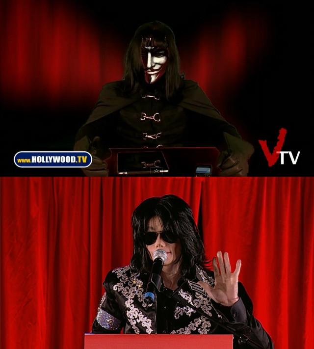 V de Vendetta y Anonymus Vforva11