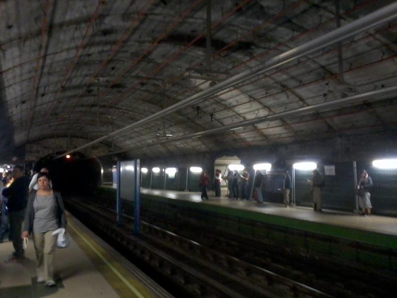 Obras en Metro de Madrid Foto3213