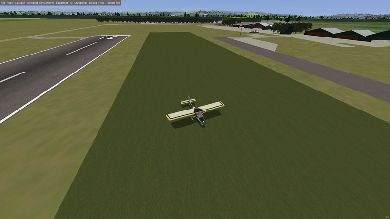 Un nouveau visage pour nos pistes en herbes et taxiway Fgfs-s51