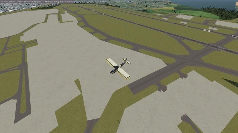 Un nouveau visage pour nos pistes en herbes et taxiway Fgfs-s52