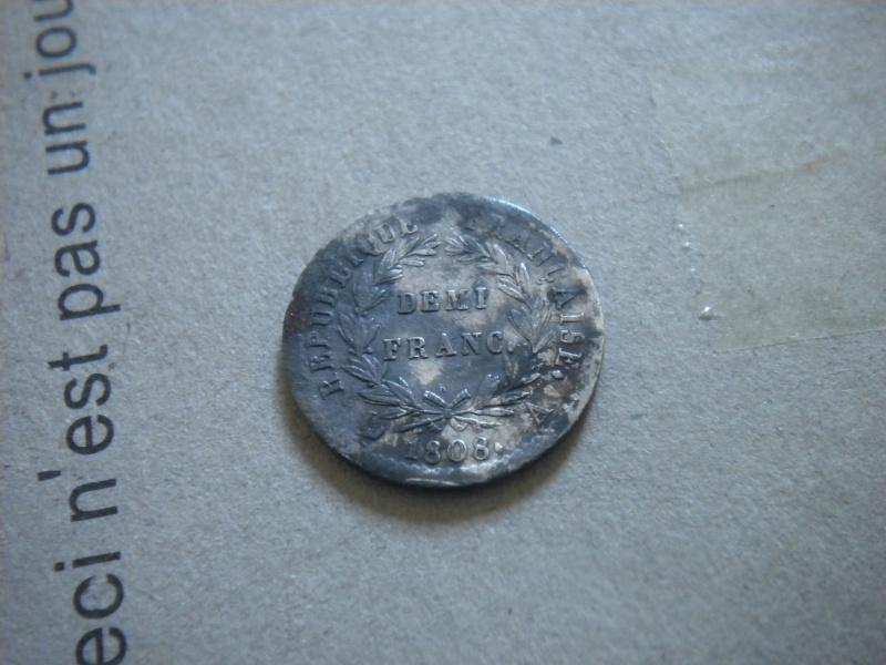 demi franc 1808 A Dscn4213