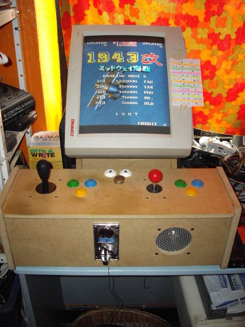 [ACHETE] Borne d'arcade de plusieurs sortes Imgp0811