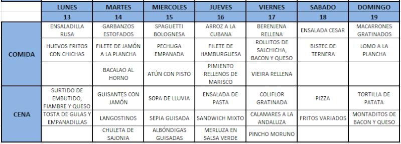 Menú de la Semana (13-Junio a 19-Junio) 2011 Mena12