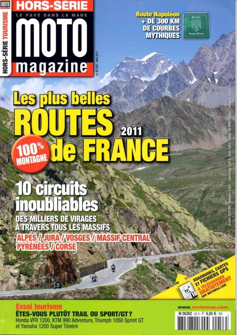 Hors série Moto Mag : les plus belles routes (2011)  de france Img00110