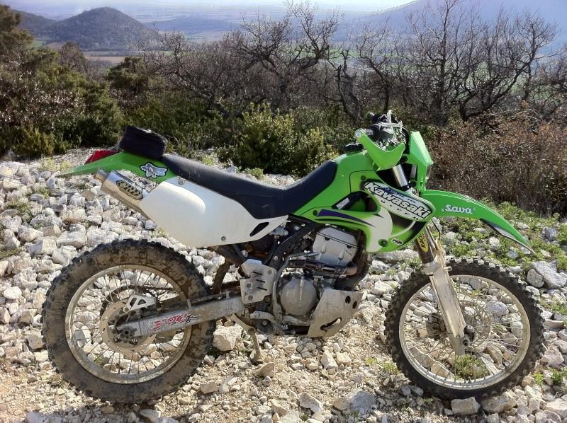 Cherche avis sur DR 350 et aussi Yam 350 TT  voir 400 XR Img_0510