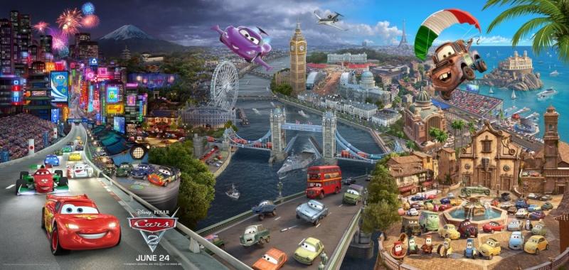 Pixar : Cars 2 Cars_t10