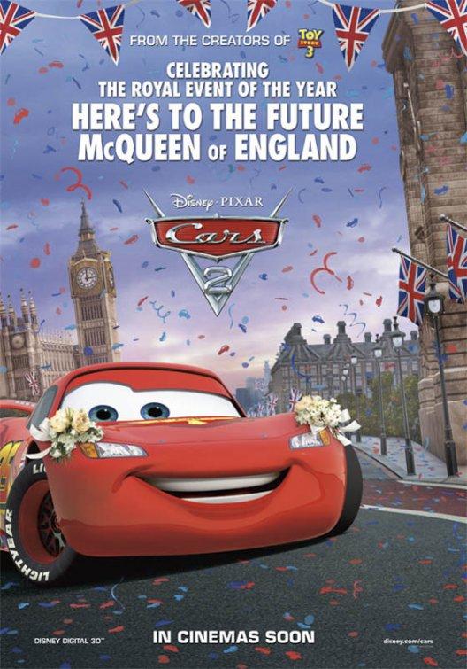Pixar : Cars 2 Cars_t11