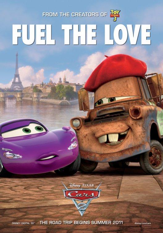 Pixar : Cars 2 Cars_t13