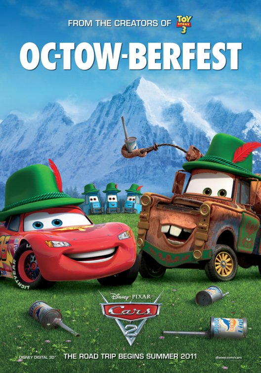 Pixar : Cars 2 Cars_t14