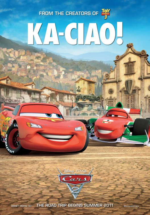 Pixar : Cars 2 Cars_t15
