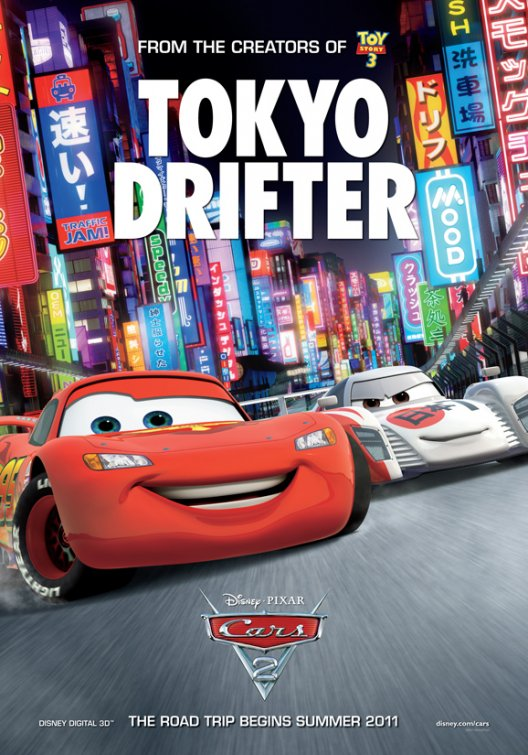 Pixar : Cars 2 Cars_t16