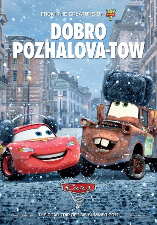 Pixar : Cars 2 Cars_t19