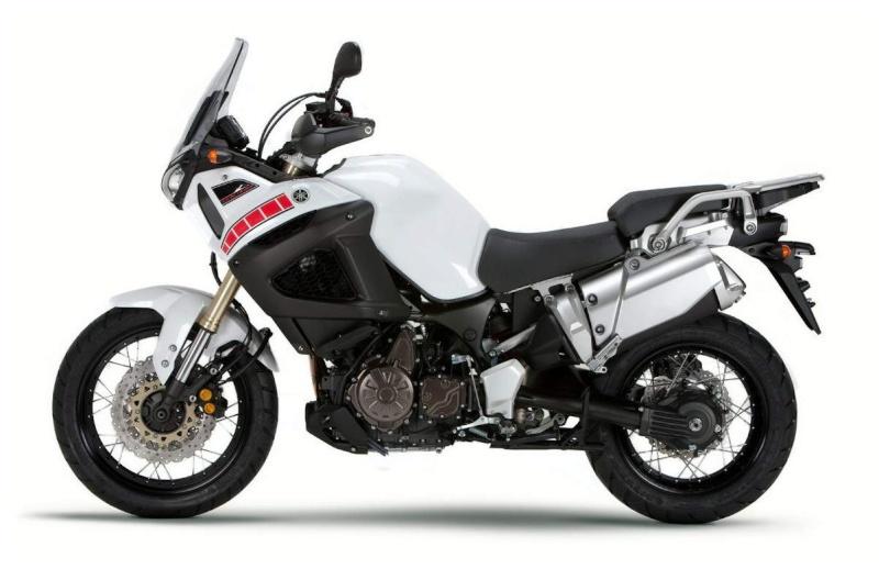 C'est fait : XT1200Z blanche arrivée Yamaha11