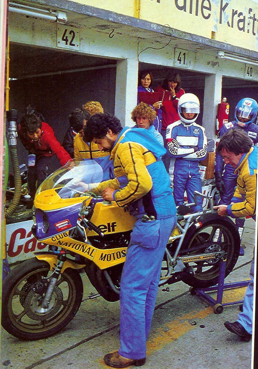 deco  NATIONAL MOTO saison 1983 Nation17