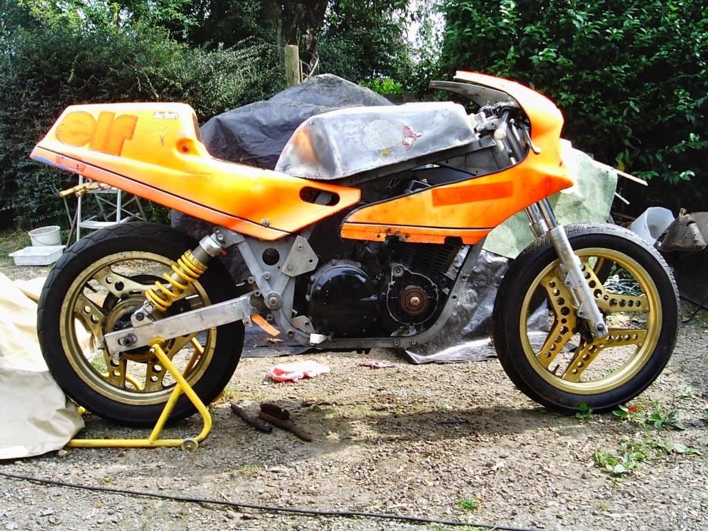 deco  NATIONAL MOTO saison 1983 Protot10