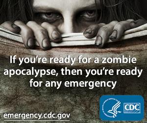 Survivre aux zombis : les conseils du gouvernement US Zombie11