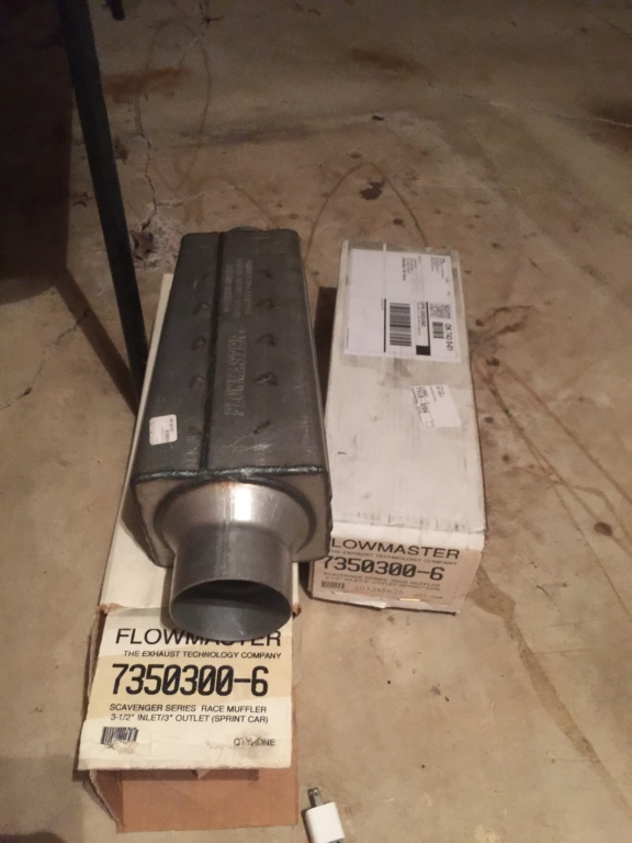 SBF roller cam/ outlaw race mufflers  08a92f10