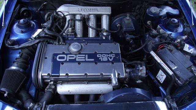 MEIN OPEL KADETT GSI 16V CABRIO Dscf2414