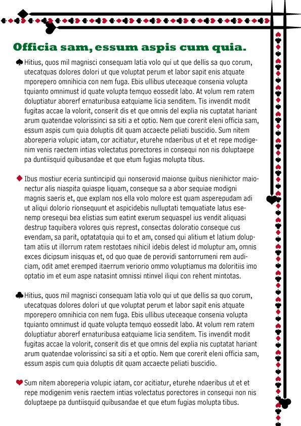 Infographie, chromie et photo-manipulation Poker10