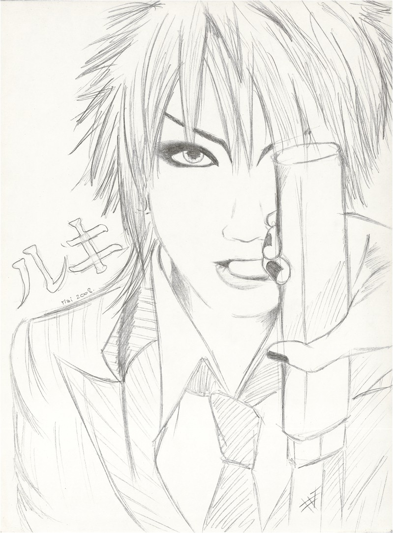 The art of Hizoumie The_ga11
