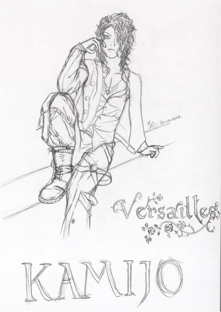 The art of Hizoumie Versai11