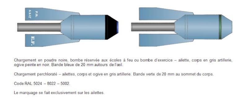 Codes et marquages des torpilles de 58 2011-012