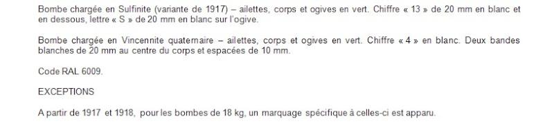 Codes et marquages des torpilles de 58 2011-015