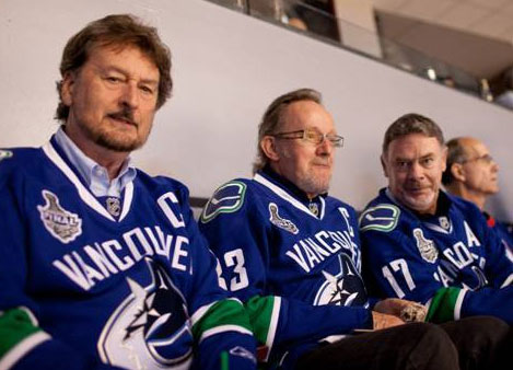 Vancouver team Vancou10