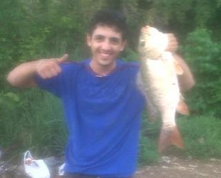 Pesca en los lagos del canal Pepe11