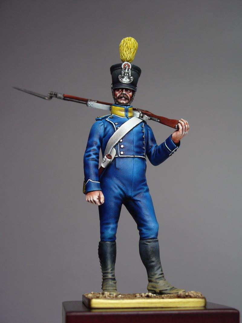 Vitrine de Ferre: Husarenregiment von Ruesch 1745 - Page 3 Voltig10