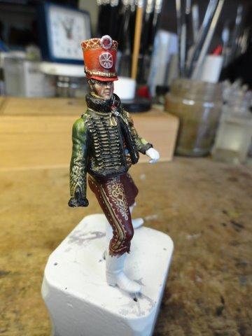 Fournier hussards badois Fourni10