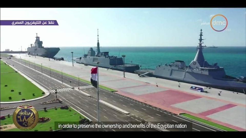 Egyptian Navy: News - Page 2 82344810
