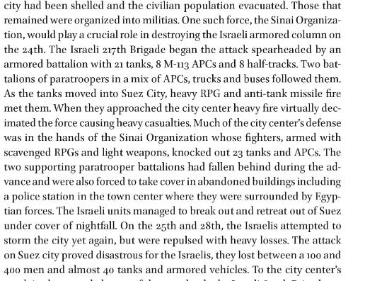 Arab performance in 1973 Yom Kippur War Screen67